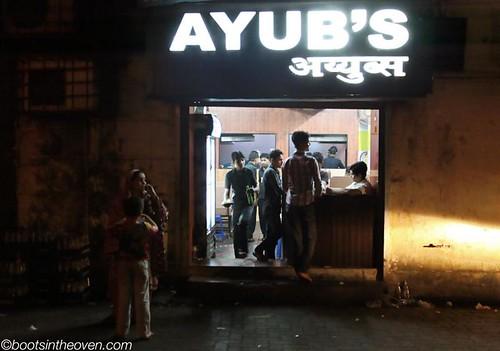Ayub's Street Chicken