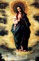 Francisco de Zurbarán (1630), La Inmaculada