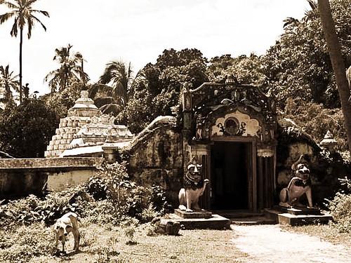 Balaram Jew Temple, Erabang