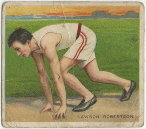 1910 Mecca T218 Lawson Robertson