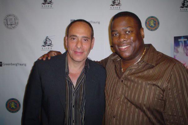 Michael Arbouet Michael Arbouet and Michael J
