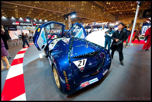 Tokyo Auto Salon Vehicles-264