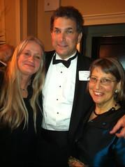 me with jan burke and daniel stashower