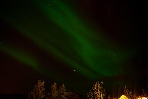 Nordlys / Northern Light by Oddne Rasmussen