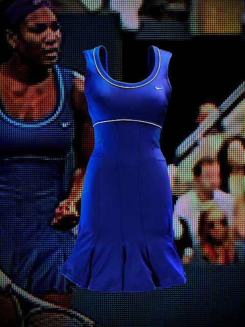 Serena Williams Nike outfit