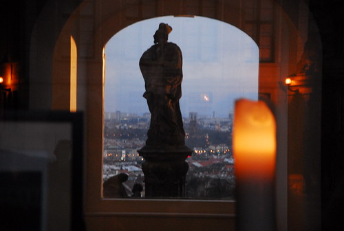 Václav Havel Memorial, Prague Castle by stribs