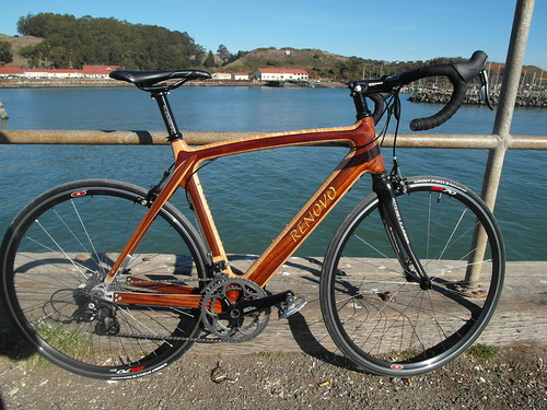 Renovo Hardwood Bicycles!