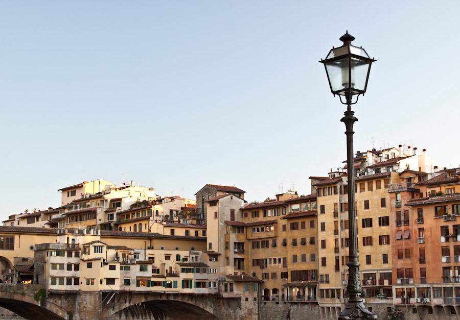 Near Ponte Vecchio