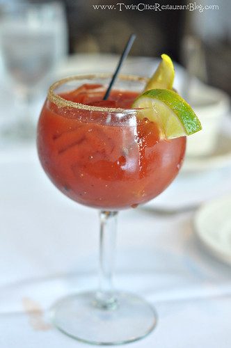 Ulimited Bloody Marys at Kozlaks Sunday Brunch ~ Shoreview, MN
