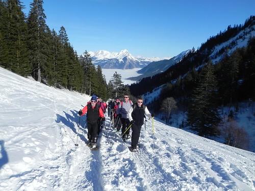 3 La montée dans l'alpage de l'Aup de Seythenex DSCN9265