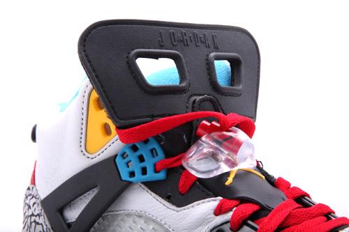 Nike Jordan Spizike 'Bordeaux'