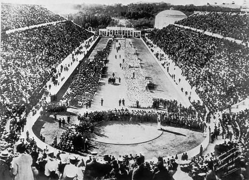 Los primeros juegos olímpicos modernos (Atenas, 1896)