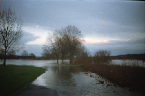Hochwasser at the park of the Zauberschloss 10