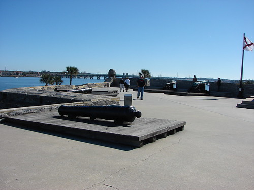 San Marcos cannons