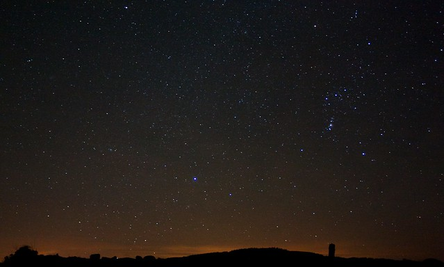 Orion (A Winter Sky)