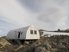 Refugio Gorra Blanca