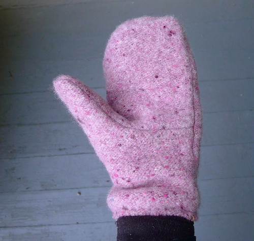 Convection Mittens