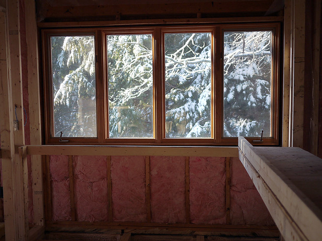 upper window with snow