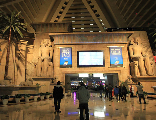 Luxor Hotel and Casino