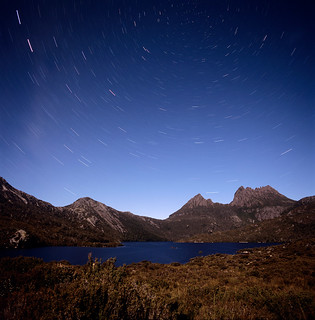 Cradle Mountain Under Stars