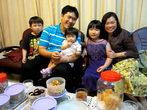 Lim & family