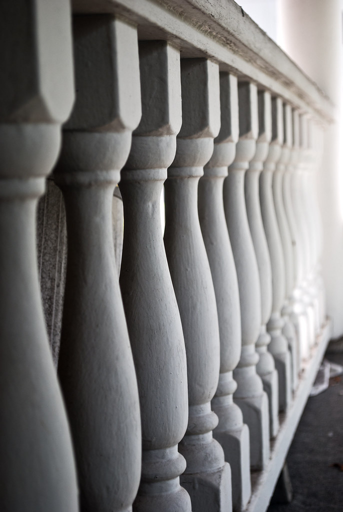 Victorian Porch Spindles