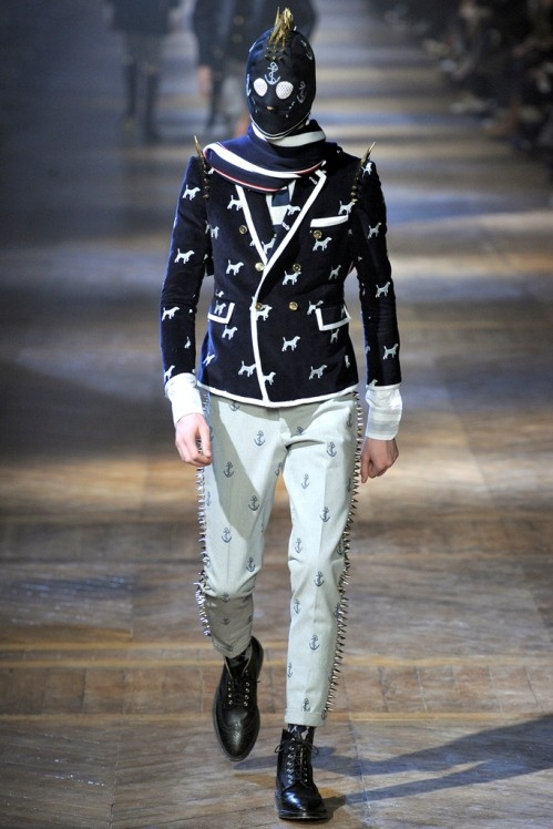 Thom Browne Man Fall-Winter 2012-2013 5