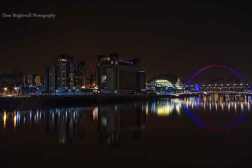 A Night On The Toon by Dave Brightwell