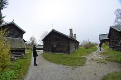 (Almost) empty Skansen