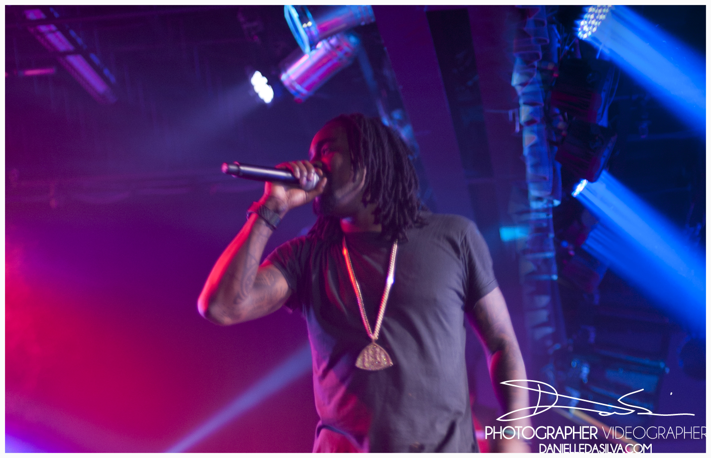 Review Wale Concert London Music Hall The Come Up Show