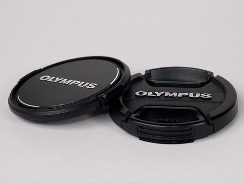Comparison Lens Caps