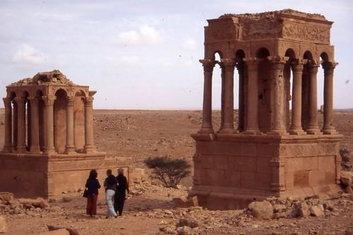 Ghirza, Libya November 2004