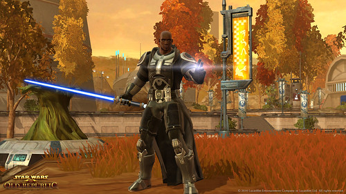 SWTOR Jedi Guardian Build and Spec Guide - PVP/PVE