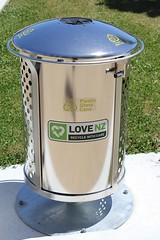 Love recycling