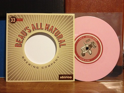 "V/A - Beau's All Natural Brewing Company Compilation 7"" - Thanks @chrispager ! by Tim PopKid"