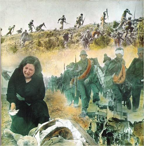 «Años de muerte y esperanza», contraportada. by Octavi Centelles