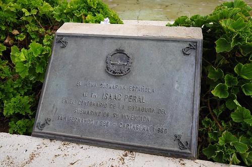 Submarino de Isaac Peral