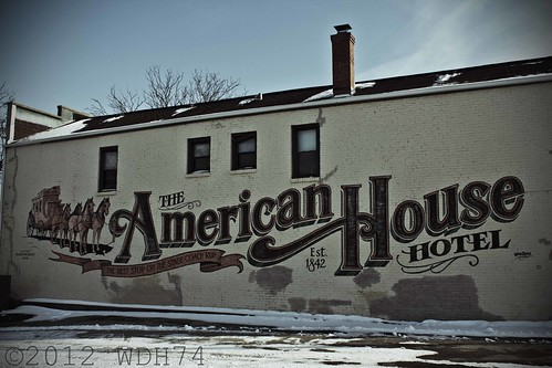 American House Hotel by William 74