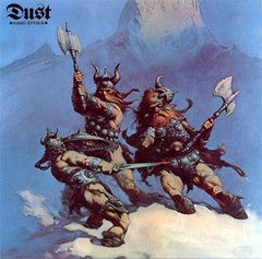 Dust - hard attack 1972