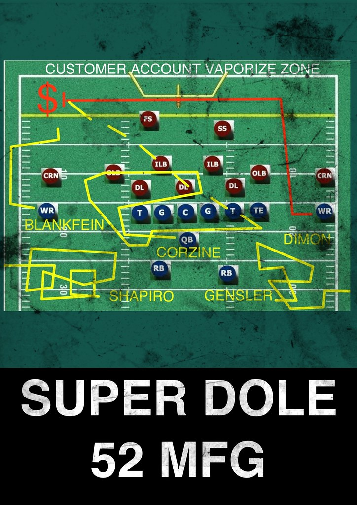 SUPER DOLE: 52 MFG