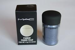 """MAC pigment """"Blue Storm"""""""