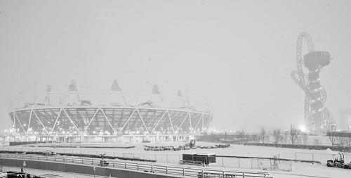 The London Winter Olympics 2012