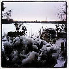 Snow, Staffordshire DE13