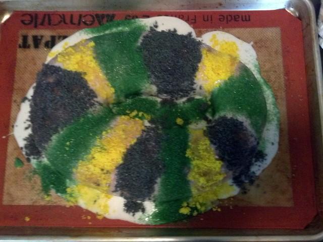 king cake!!!!