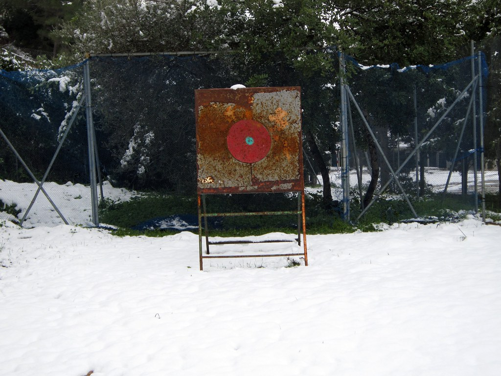 Nevada 4-02-2012 - Camp Municipal Esports Jaume Oliver i Sastre.