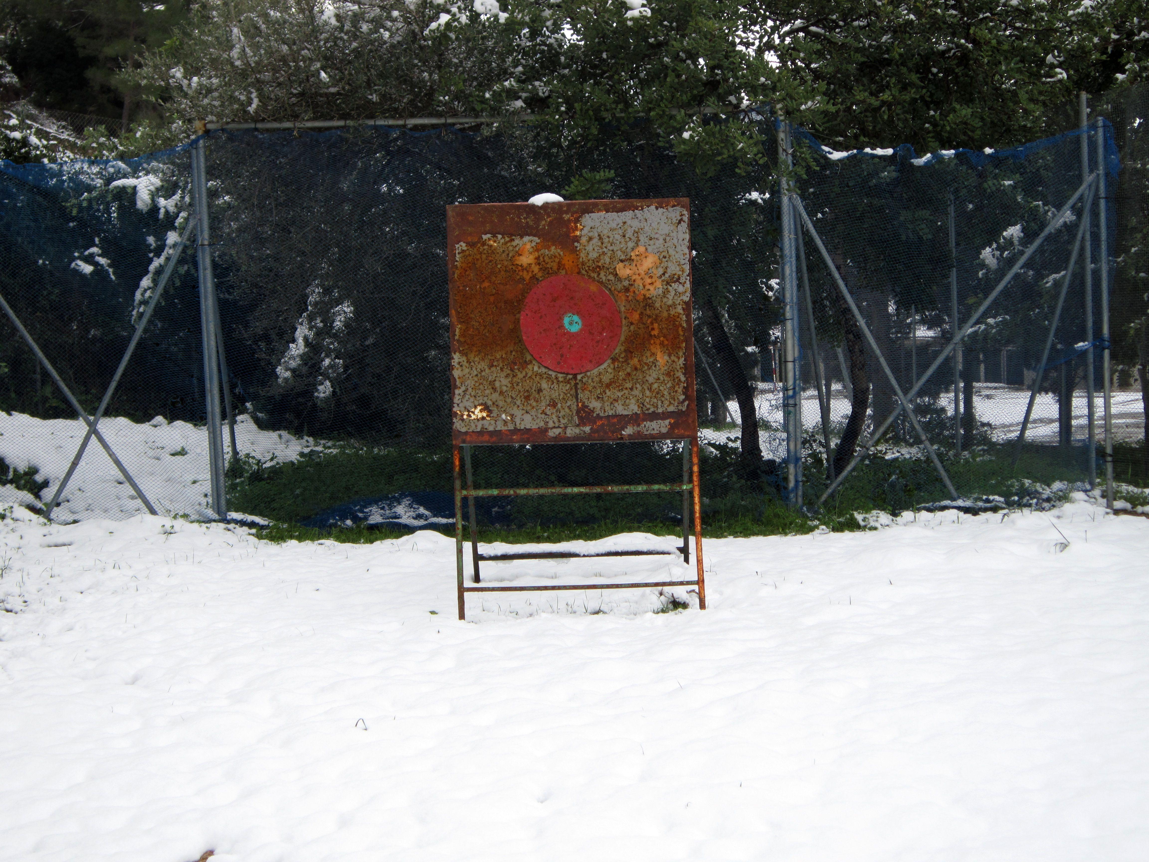 Camp Municipal Esports Jaume Oliver i Sastre - Nevada 03-02-2012.-