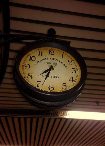 Old Clock by Debarshi Ray