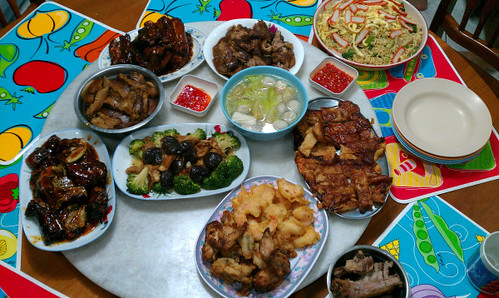 01 Chinese New Year Eve Dinner