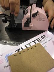 CHA Day 3: Zutter!
