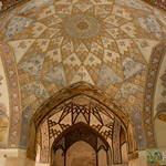 Fin Garden and Persian Design - Kashan, Iran